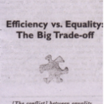 Efficiency VS Equality The Big Trade-off