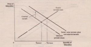 Education And The Social Optimum