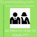 DO PROFITS TEND TO EQUALITY?