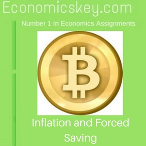 Inflation and Forced Saving