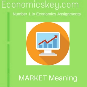 MARKET Meaning
