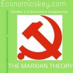 THE MARXIAN THEORY