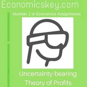 Uncertainty-bearing Theory of Profits