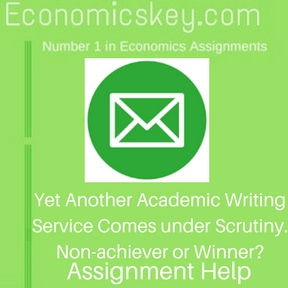 Yet Another Academic Writing Service Comes under Scrutiny. Non-achiever or Winner- Assignment help