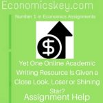 Yet One Online Academic Writing Resource Is Given a Close Look. Loser or Shining Star?