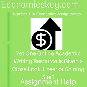 Yet One Online Academic Writing Resource Is Given a Close Look. Loser or Shining Star- Assignment help