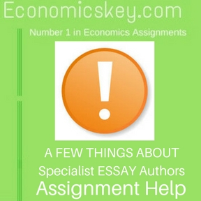 A FEW THINGS ABOUT Specialist ESSAY Authors Assignment help
