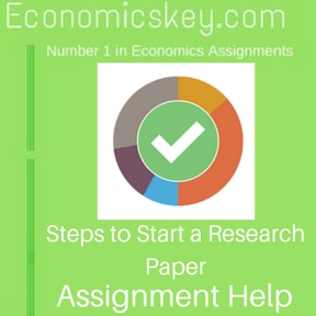Steps to Start a Research Paper Assignment help