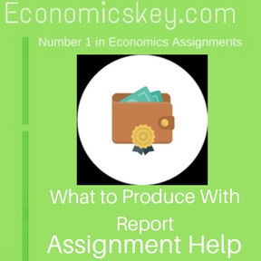 What to Produce With Report Assignment help