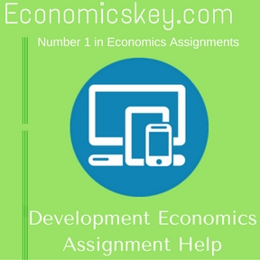 Development Economics Assignment Help