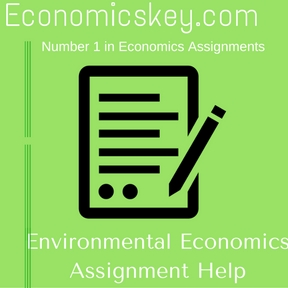 Environmental Economics Assignment Help