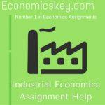 Industrial Economics Assignment Help