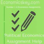 Political Economics Assignment Help