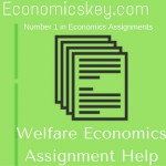 Welfare Economics Assignment Help