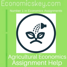 Agricultural Economics Assignment help