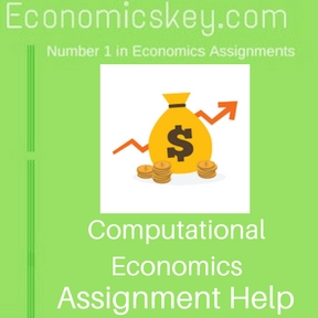 Computational Economics Assignment help