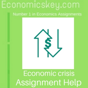Economic crisis Assignment help