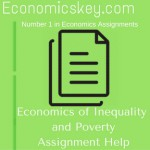 Economics of Inequality and Poverty Assignment Help
