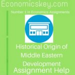 Historical Origin of Middle Eastern Development