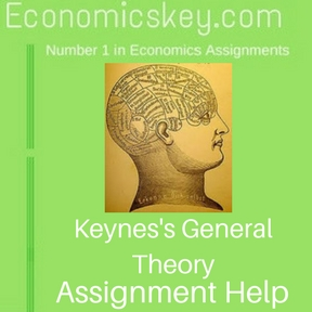 Keynes's General Theory Assignment help