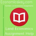 Land Economics Assignment Help
