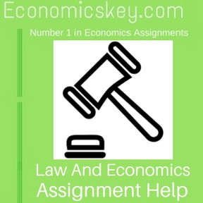 Law And Economics Assignment help