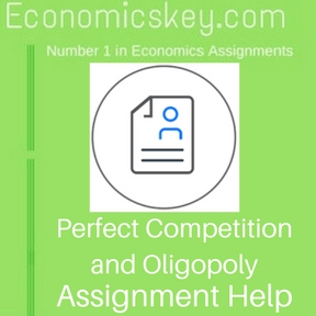 Perfect Competition and Oligopoly Assignment help